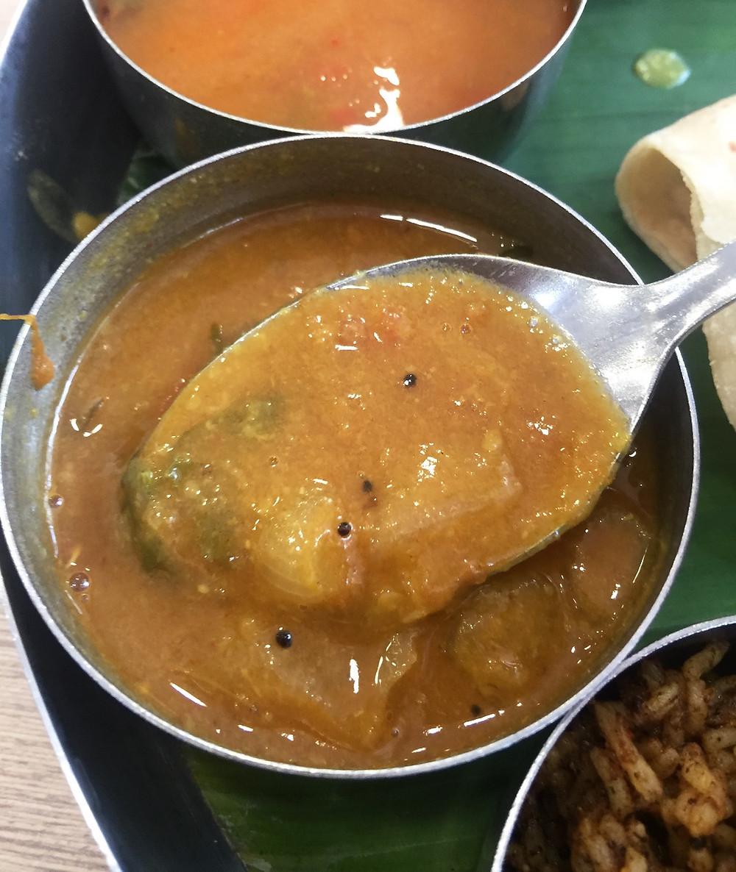 Sambar @ Sangeetha