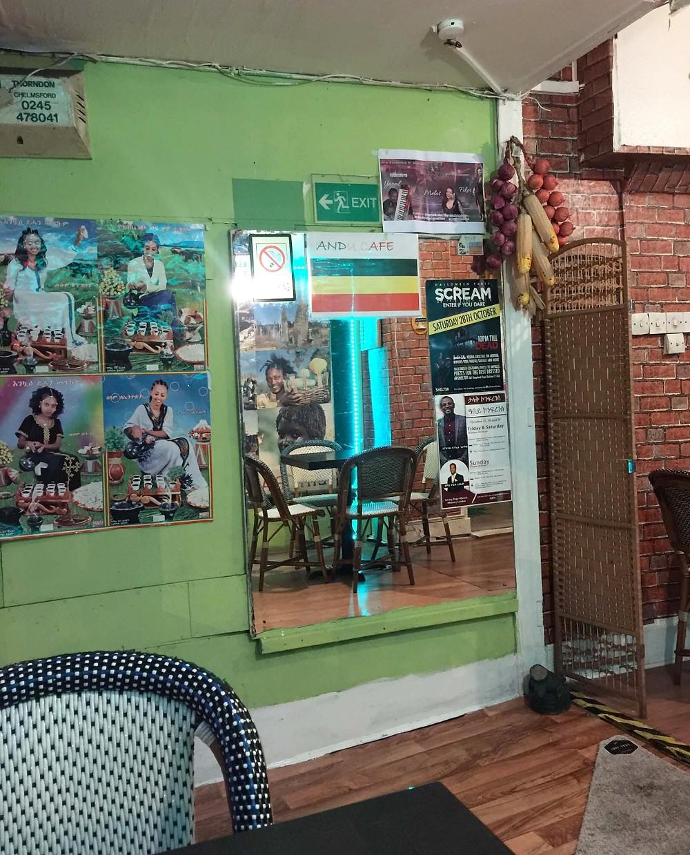 Andu Cafe