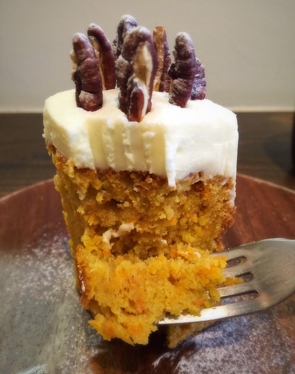 Carrot cake @ ZiZi Bake