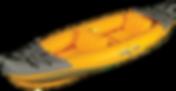 FRIDAY HARBOUR ADVENTURE KAYAK Nautilus24 | vela surf kayak