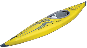 AIR FUSION ELITE Nautilus24 | vela surf kayak