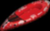PACKLITE Nautilus24 | vela surf kayak