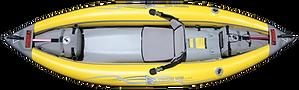 STRAIT EDGE 1 Nautilus24 | vela surf kayak
