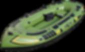 FRIDAY HARBOUR COMMANDER 12 Nautilus24 | vela surf kayak