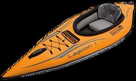 LAGOON 2 Nautilus24 | vela surf kayak