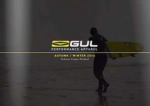 GUL AUTUMN WINTER 2014 Nautilus24 | vela surf kayak