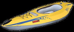 FIREFLY Nautilus24 | vela surf kayak
