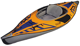 ADVANCED FRAME SPORT Nautilus24 | vela surf kayak