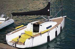 SAILART Nautilus24 | vela surf kayak