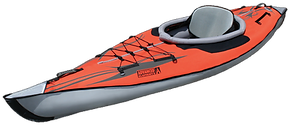 ADVANCED FRAME Nautilus24 | vela surf kayak