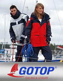 GOTOP LOGO Nautilus24 | vela surf kayak