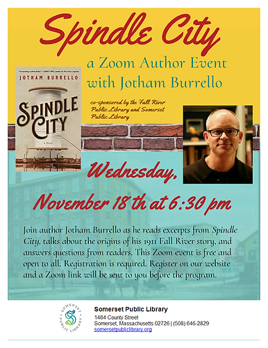 Spindle City flyer.png