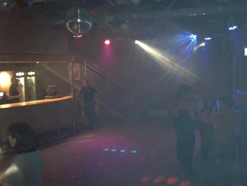 Feier mit 300 Personen in Ratinger Maneg