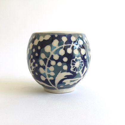 Floral cup