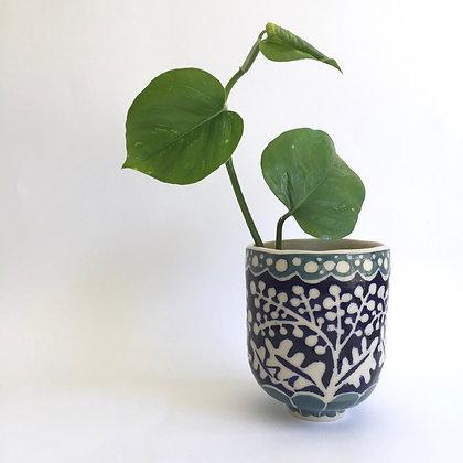 Bubbleweed Planter
