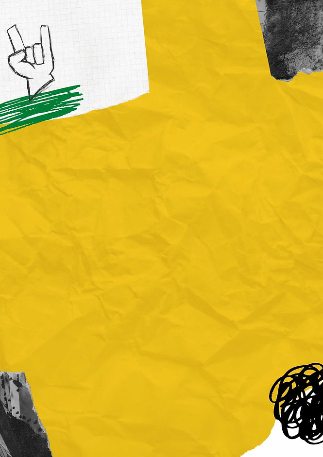Cartaz Amarelo e Preto de Festival de Rock.jpg