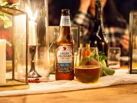 Angry Orchards Cider – Not the Cider I Grew Up On