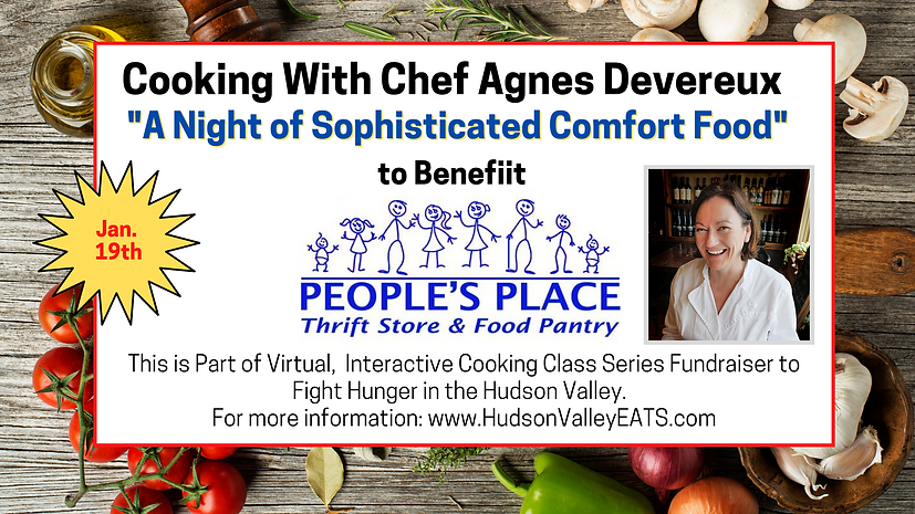 _Event Cover Chef Agnes D. Cooking for a