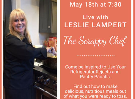 Leslie Lampert: On a Mission to Help You Save Time, Money and the Planet.