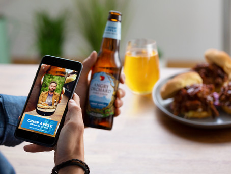 Angry Orchard Makes Pairing Food & Cider Easy with an App