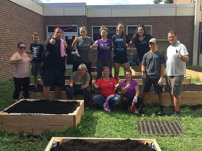 Suffern Seniors Create The Giving Garden