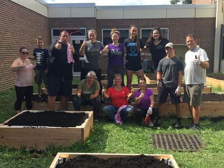 Suffern Seniors Create The Giving Garden