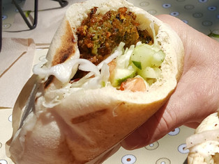 Aba's Falafel Sets Roots in Rhinebeck