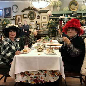 Tea, Scones, Gifts & a Heart of Gold…Florrie Kaye's Tea Room