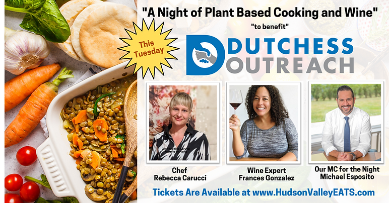 To Benefit Dutchess Outreach Cooking for