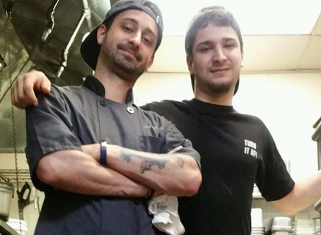 Feeding a Crowd - Local Chef Gives Back