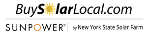 New York State Solar Farm by SunPower.PN