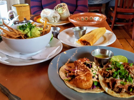 Taco Tuesday at Mexican Kitchen in New Paltz