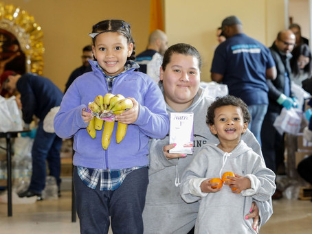 Feeding Westchester - Giving the Gift of Food