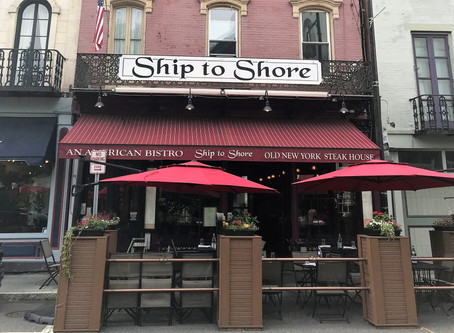 A Day in The Roundout & Ship to Shore Restaurant