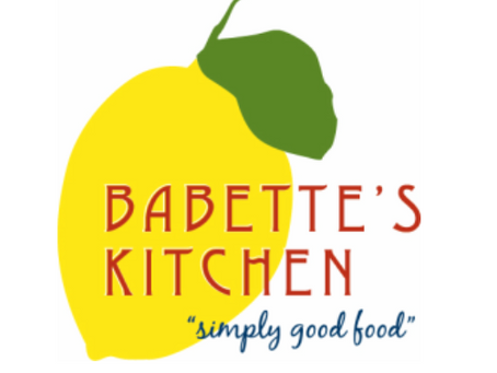 """Babette's Kitchen, """"Really Good Simple Food Done Well"""""""