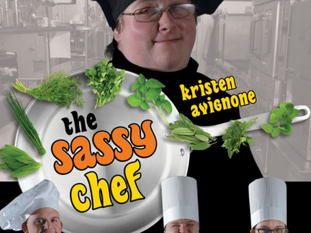 Are you ready for The Sassy Chef?