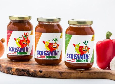 Richard Romano is On a Roll  With Screamin' Onionz