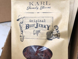 Let's Talk Jerky - Karl Family Farm