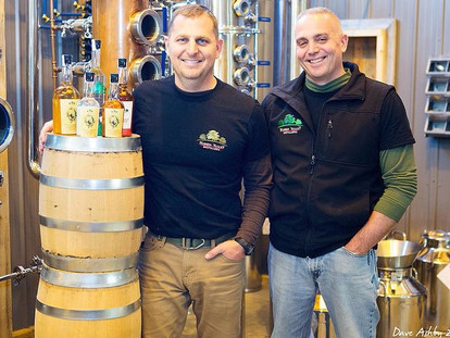 Hudson Valley Distillers, a Fodor's Pick for NYS
