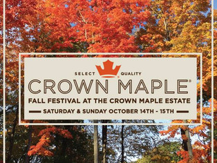 Crown Maple: Maple Syrup at its Finest