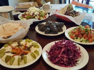 It's Authentic Israeli Cuisine at Allan's Falafel