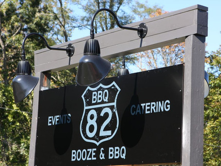 Booze & BBQ at BBQ82 in Verbank