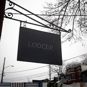 Lodger - Food, Books & Community