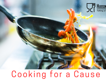 """Announcing: """"Cooking for a Cause"""""""