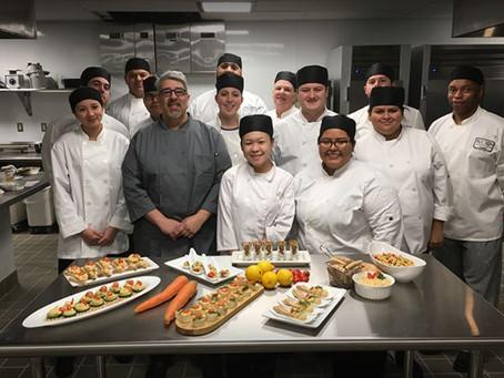 RCC's New Hospitality & Culinary Arts Program