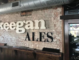 KEEGAN ALES GIVING MORE THAN JUST GREAT BEER