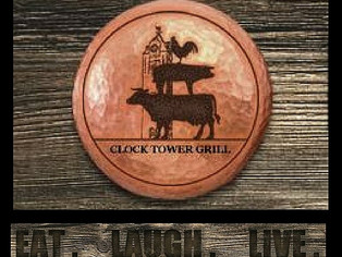 The Clock Tower Grill in Brewster