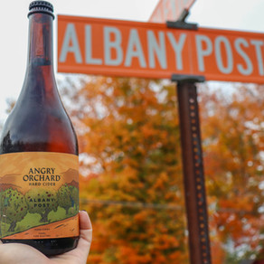Angry Orchard Partners with the Food Bank of the Hudson Valley