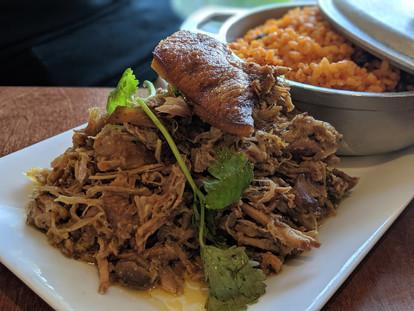 Café Con Leche - Puerto Rican Food at It's Best!