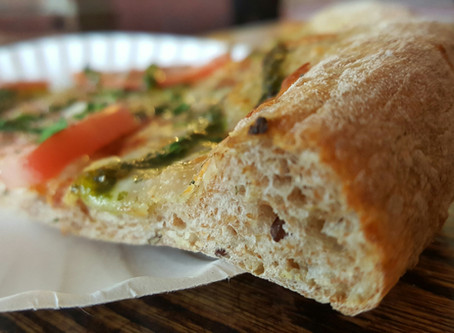 A Healthy Slice of Pizza at LaBella in New Paltz